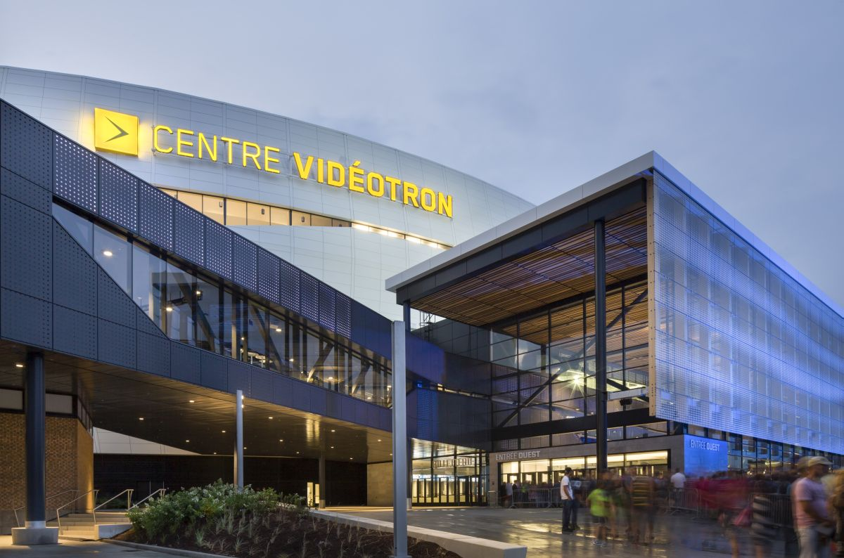 Our choices of events at Vidéotron Center until the end of 2019