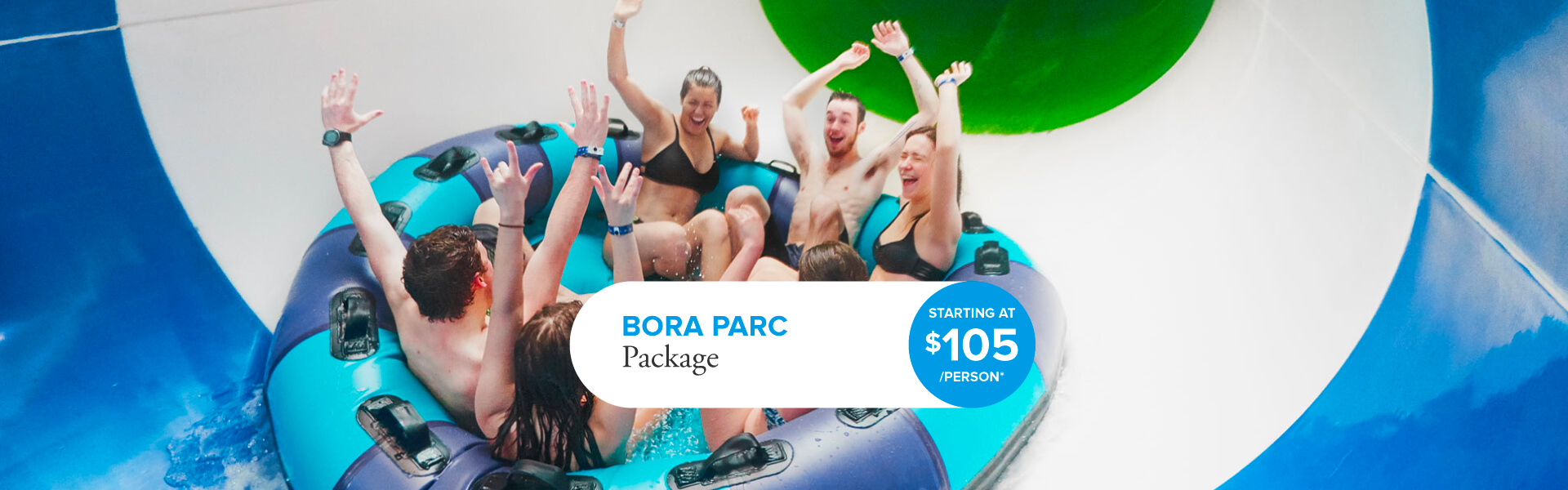 Great Time at Bora Parc