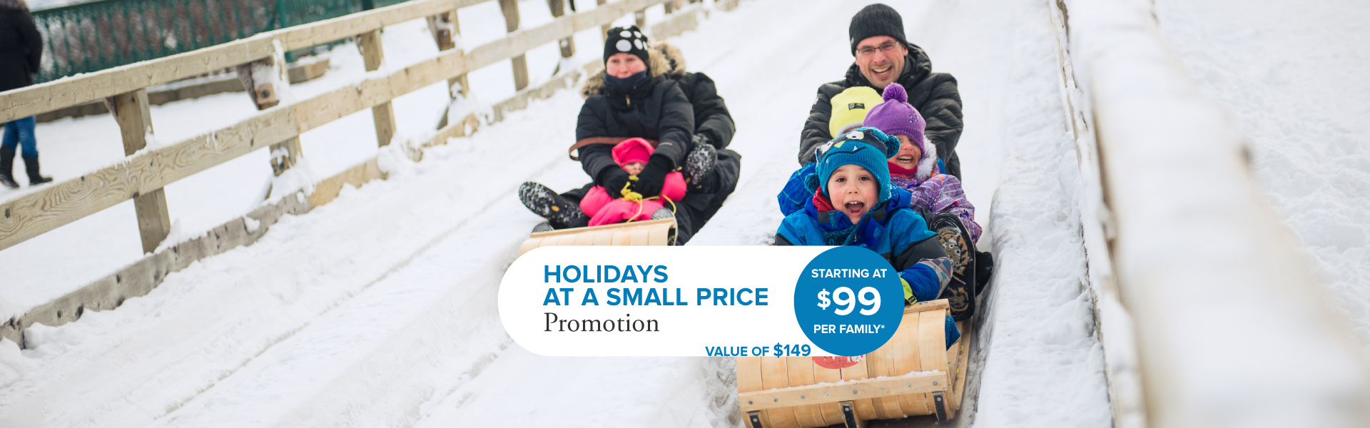 Small Price Family vacations